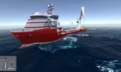Vessel simulation